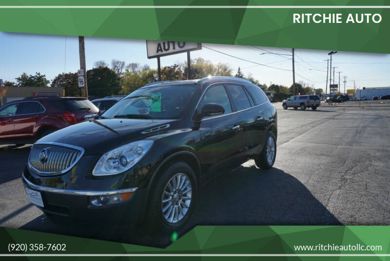 2012 Buick Enclave for sale at Ritchie Auto in Appleton WI
