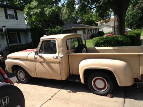 1963 Ford F-150 for sale at Haggle Me Classics in Hobart IN