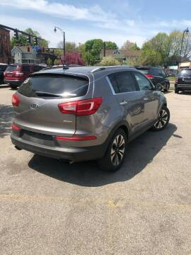 2011 Kia Sportage for sale at Mike's Auto Sales in Rochester NY