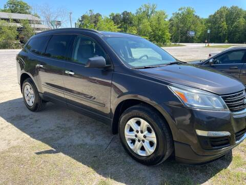 2015 Chevrolet Traverse for sale at Hwy 80 Auto Sales in Savannah GA