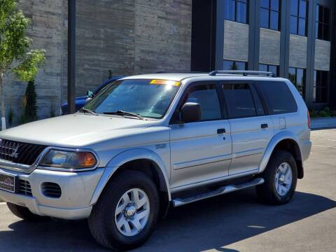 2002 Mitsubishi Montero Sport for sale at FRESH TREAD AUTO LLC in Springville UT