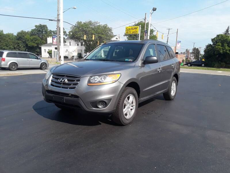 2011 Hyundai Santa Fe for sale at Sarchione INC in Alliance OH