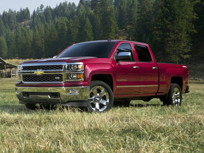 2015 Chevrolet Silverado 1500 for sale at Sundance Chevrolet in Grand Ledge MI