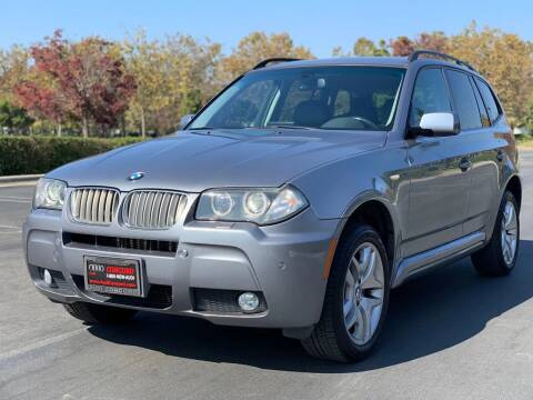 2008 BMW X3 for sale at Silmi Auto Sales in Newark CA