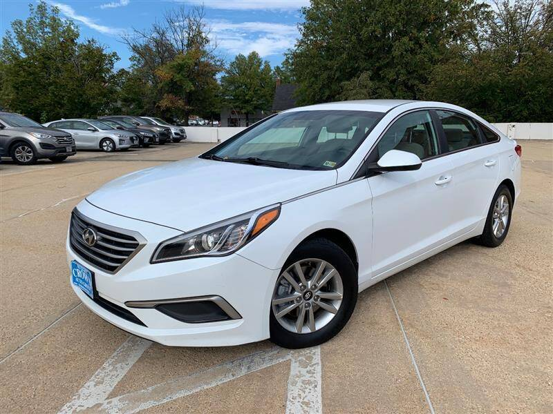 2017 Hyundai Sonata for sale at Crown Auto Group in Falls Church VA