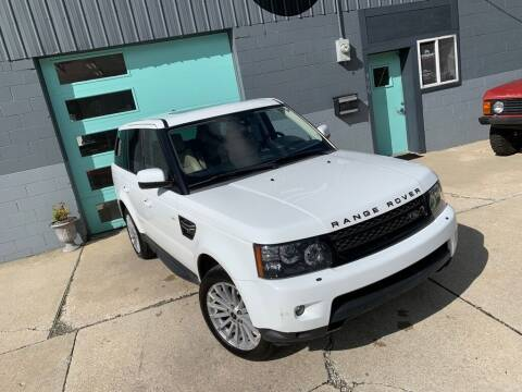 2012 Land Rover Range Rover Sport for sale at Enthusiast Autohaus in Sheridan IN