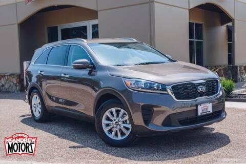 2019 Kia Sorento for sale at Mcandrew Motors in Arlington TX