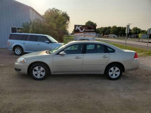 2010 Chevrolet Impala for sale at KJ Automotive in Worthing SD