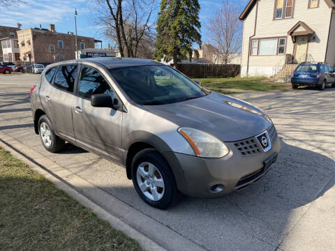 2009 Nissan Rogue for sale at RIVER AUTO SALES CORP in Maywood IL