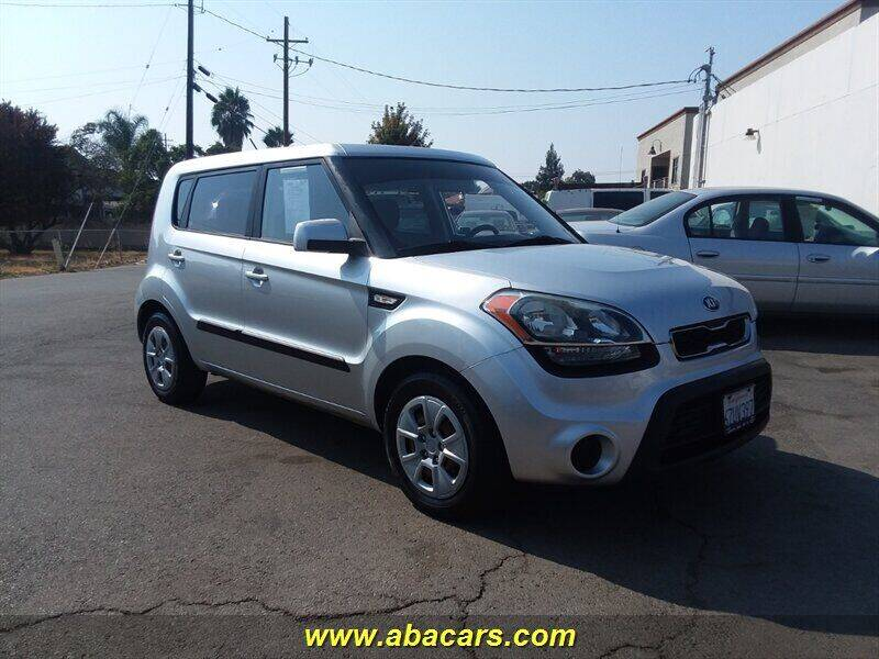 2013 Kia Soul for sale at About New Auto Sales in Lincoln CA