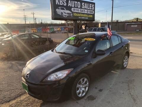2010 Mazda MAZDA3 for sale at KBS Auto Sales in Cincinnati OH