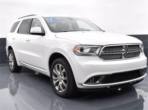 2018 Dodge Durango for sale at Tim Short Auto Mall in Corbin KY