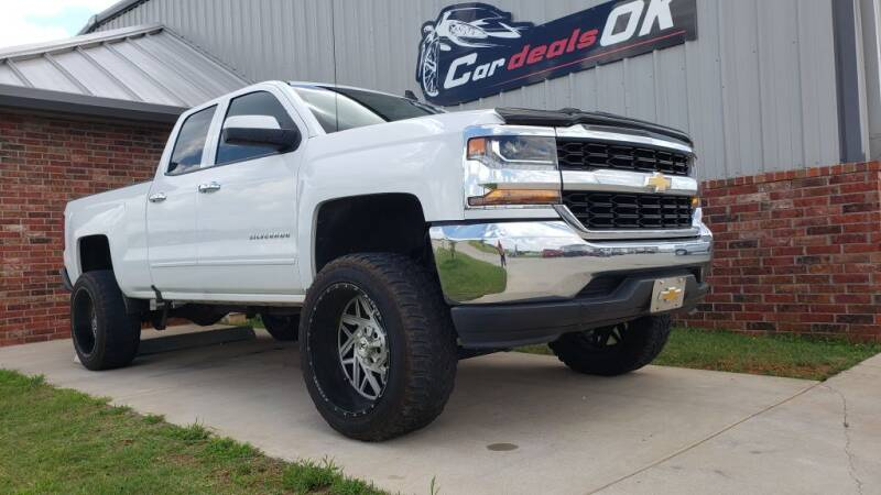 2018 Chevrolet Silverado 1500 for sale at Car Deals OK in Oklahoma City OK