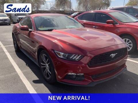 2017 Ford Mustang for sale at Sands Chevrolet in Surprise AZ
