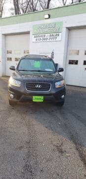 2010 Hyundai Santa Fe for sale at Pikeside Automotive in Westfield MA