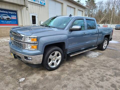 2015 Chevrolet Silverado 1500 for sale at Medway Imports in Medway MA