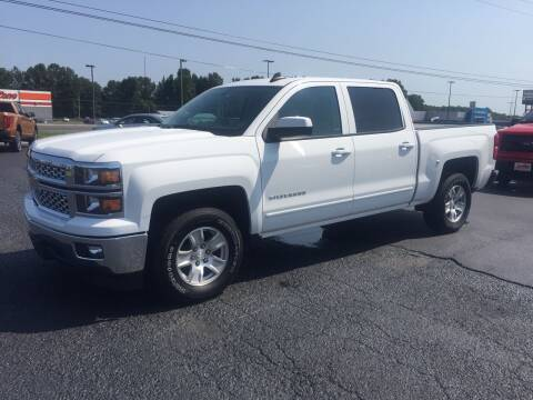 2015 Chevrolet Silverado 1500 for sale at McCully's Automotive - Trucks & SUV's in Benton KY