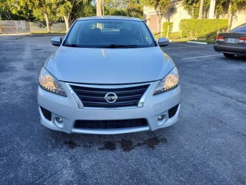 2014 Nissan Sentra for sale at Best Price Car Dealer in Hallandale Beach FL