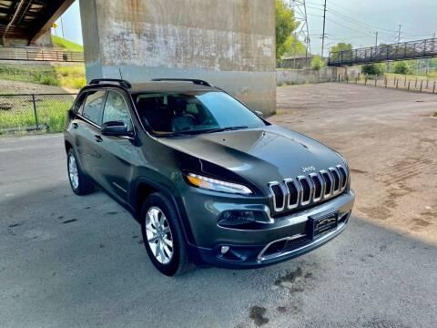 2014 Jeep Cherokee for sale at Marigold Motors, LLC in Pekin IL