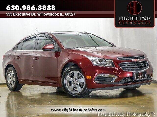2016 Chevrolet Cruze Limited for sale in Willowbrook, IL