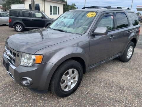 2012 Ford Escape for sale at CHRISTIAN AUTO SALES in Anoka MN