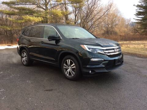 2016 Honda Pilot for sale at Route 102 Auto Sales  and Service in Lee MA