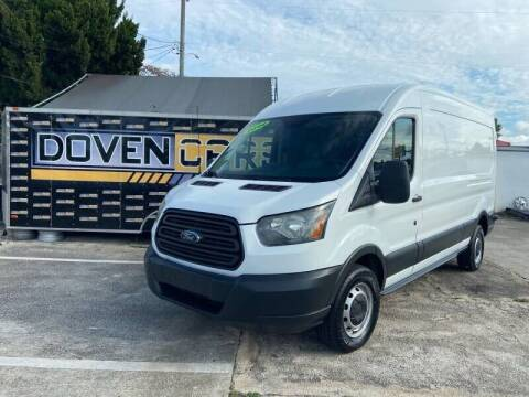 2015 Ford Transit Cargo for sale at DOVENCARS CORP in Orlando FL