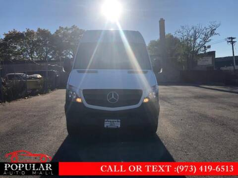 2017 Mercedes-Benz Sprinter Cargo for sale at Popular Auto Mall Inc in Newark NJ