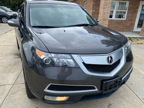 2011 Acura MDX for sale at MITCHELL AUTO ACQUISITION INC. in Edgewater FL