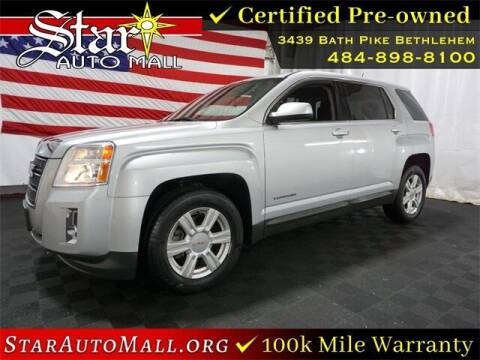2015 GMC Terrain for sale at STAR AUTO MALL 512 in Bethlehem PA