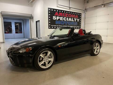 2008 Honda S2000 for sale at Arizona Specialty Motors in Tempe AZ