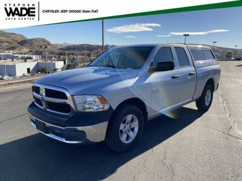 2013 RAM Ram Pickup 1500 for sale at Stephen Wade Pre-Owned Supercenter in Saint George UT