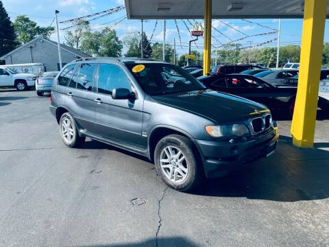 2003 BMW X5 for sale at Car Credit Stop 12 in Calumet City IL