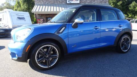 2011 MINI Cooper Countryman for sale at Driven Pre-Owned in Lenoir NC