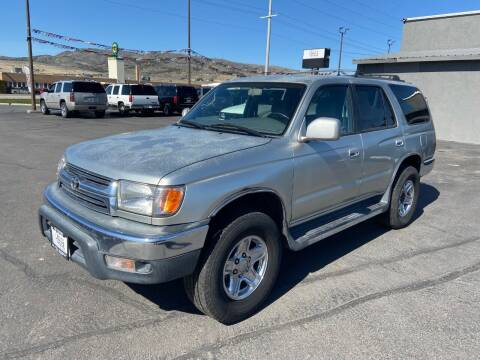 2001 Toyota 4Runner for sale at Auto Image Auto Sales in Pocatello ID