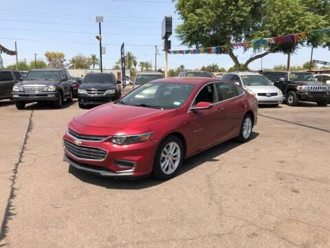 2018 Chevrolet Malibu for sale at Valley Auto Center in Phoenix AZ