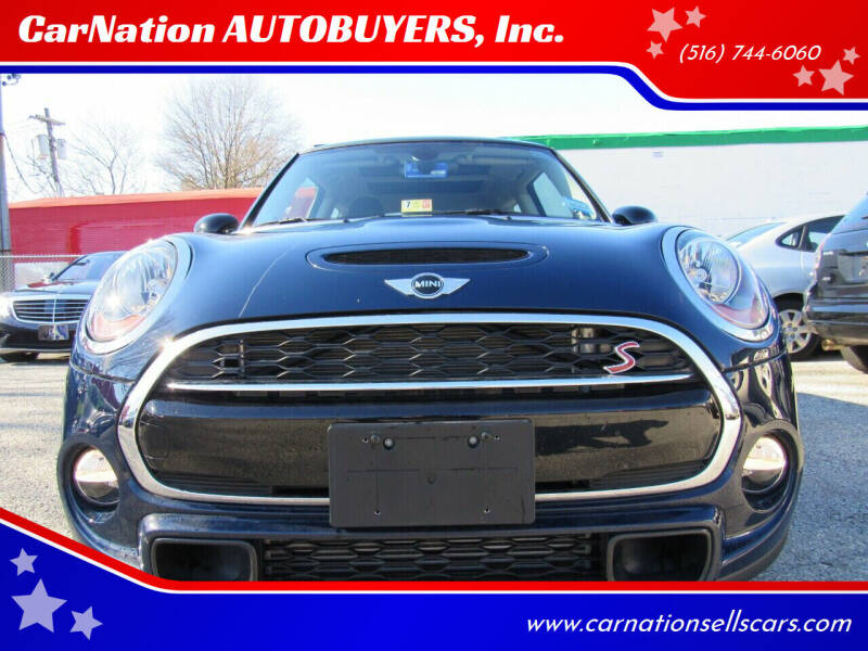 2016 MINI Hardtop 2 Door for sale at CarNation AUTOBUYERS, Inc. in Rockville Centre NY