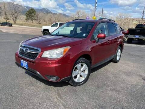 2014 Subaru Forester for sale at Lakeside Auto Brokers Inc. in Colorado Springs CO