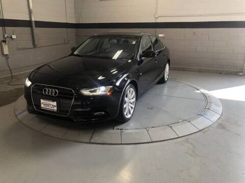2013 Audi A4 for sale at Luxury Car Outlet in West Chicago IL