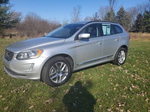 2017 Volvo XC60 for sale at Drive Motor Sales in Ionia MI