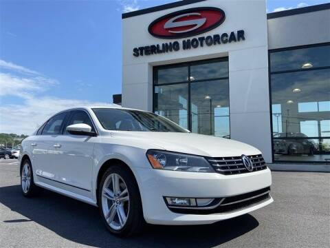 2012 Volkswagen Passat for sale at Sterling Motorcar in Ephrata PA