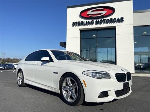 2013 BMW 5 Series for sale at Sterling Motorcar in Ephrata PA