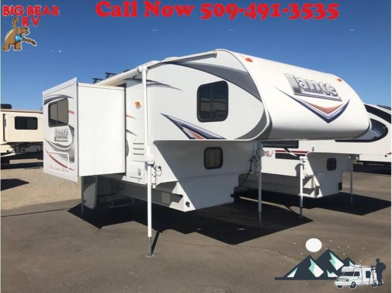 2011 Lance 992 for sale at Warner Auto Center in Kennewick WA