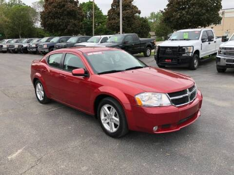 2009 Dodge Avenger for sale at WILLIAMS AUTO SALES in Green Bay WI