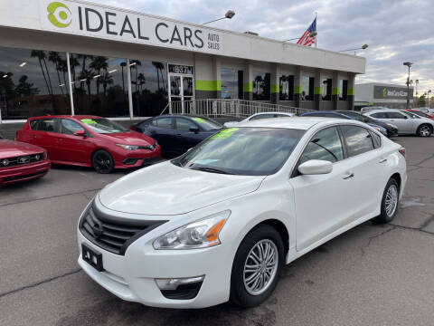 2014 Nissan Altima for sale at Ideal Cars Atlas in Mesa AZ