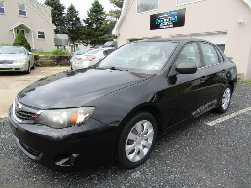 2008 Subaru Impreza for sale at Your Next Auto in Elizabethtown PA