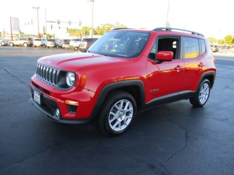 2019 Jeep Renegade for sale at Windsor Auto Sales in Loves Park IL