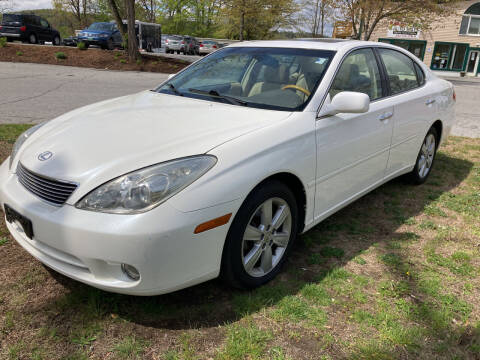 2005 Lexus ES 330 for sale at BRATTLEBORO AUTO SALES in Brattleboro VT