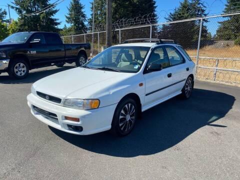 1998 Subaru Impreza for sale at Vista Auto Sales in Lakewood WA