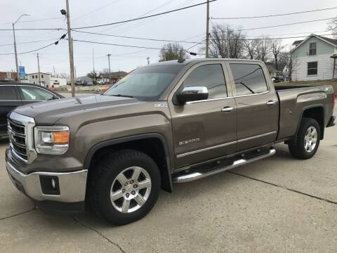 2014 GMC Sierra 1500 for sale at Kemper Motors Inc in Cameron MO